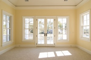 Carpet Cleaning Discounts for empty homes and apartments.