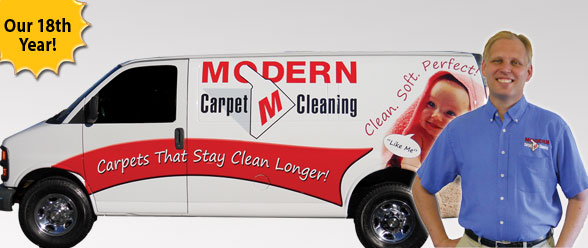 Modern Carpet Cleaning – Providing the best carpet cleaning service in Oroville for over 18 years.